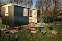 Sussex Shepherds Hut